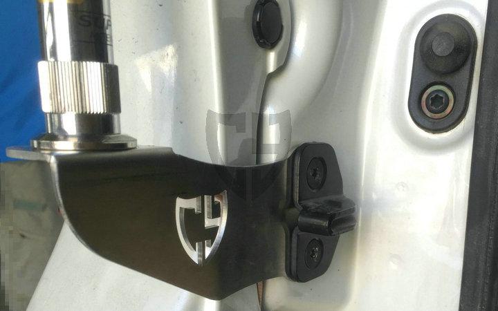 丰田 普拉多LC150 120 FJ酷路泽 车台天线支架【CY】
